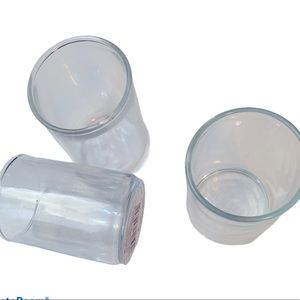 BOGO Free🌻Lot of 50 glass votive candle holders